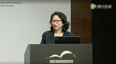 China appoints Hong Kong's new Secretary for Justice