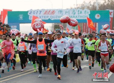 China struggles to deal with popularity explosion of marathon running