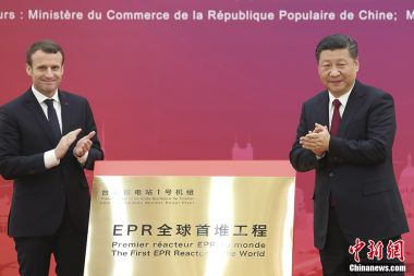 France and China agree to enhance cooperation
