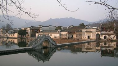The picture-perfect villages of China's Anhui Province