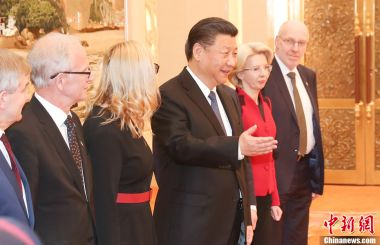 Xi speaks highly of Nordic and Baltic parliamentary delegation visit