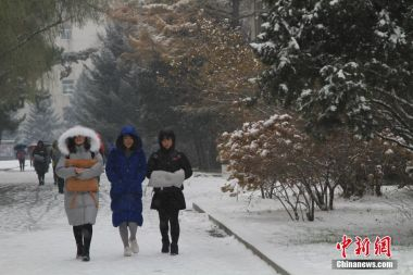 China experiences its warmest winter on record
