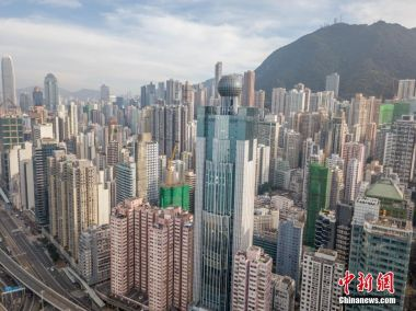 Hong Kong ranked world's most expensive housing market for 8th consecutive year
