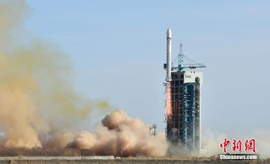 China launches seismo-electromagnetic probe along with ESA, Danish and commercial CubeSats
