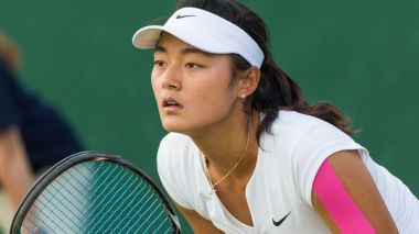 China defeat Hong Kong to go top of Fed Cup group