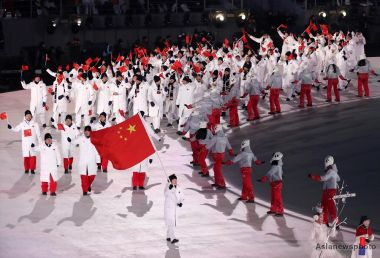 Chinese expectations for 2018 Winter Olympics