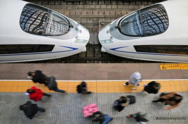 China's high-speed rail network to surpass 30,000 km in 2019