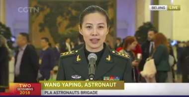 Space exploration requires the 'efforts of generations' says Chinese astronaut Wang Yaping