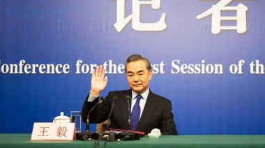 China to be more involved in addressing international issues