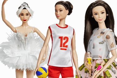 Three Chinese women honoured by Barbie for International Women's Day