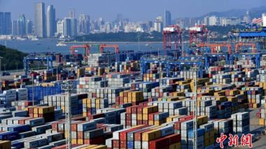 China exports soar amid global economic recovery
