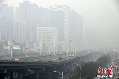 China vows to continue fight against air pollution in 2019