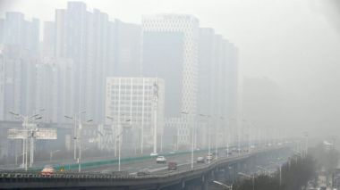 Northern China warned to expect a week of heavy smog pollution