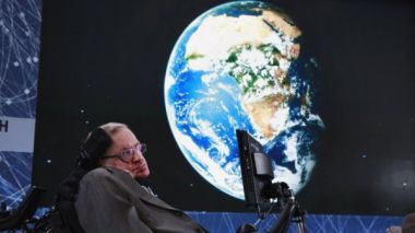 China netizens mourn Stephen Hawking's passing