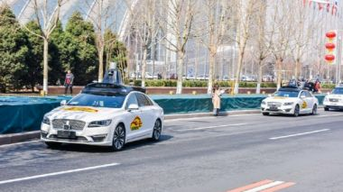 Baidu receives approval to test self-driving cars on Beijing's open roads