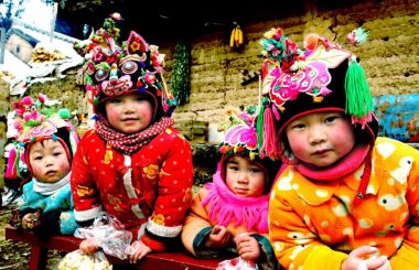Little, but fierce: Traditional Chinese embroidered tiger baby clothes
