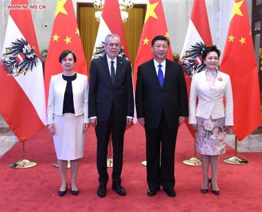 China and Austria to strengthen cooperation, sign string of economic deals