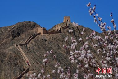 Archaeologists find new Great Wall relic in north China