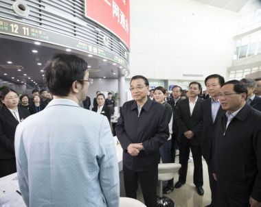 Li Keqiang urges Shanghai to optimise business environment