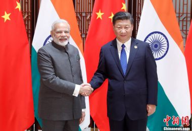Mutual Africa cooperation a win-win for China and India