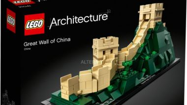 Lego Architecture reveal Great Wall of China set