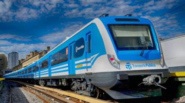 Argentina orders train carriages from China