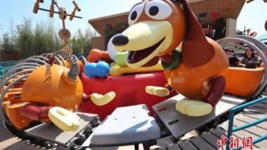 Shanghai Disney Resort opens Toy Story Land