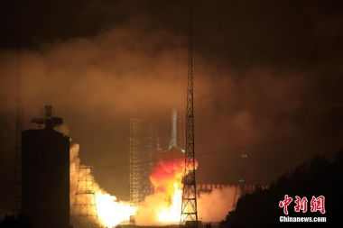 China lofts Apstar-6C satellite with 13th launch of 2018