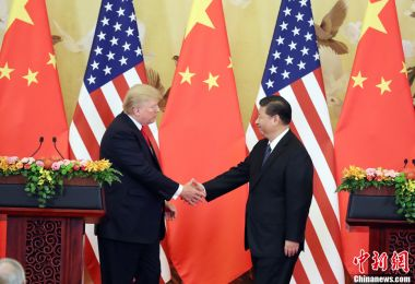 China and US issue joint trade summit statement