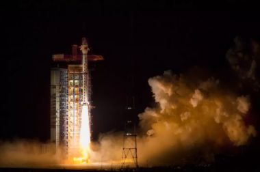 Long March 4C lofts Gaofen-5 Earth observation satellite with 14th Chinese launch of 2018