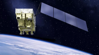 Hyperspectral Gaofen-5 and Zhangheng-1 earthquake monitoring satellites send data to Earth