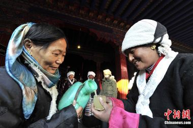 China launches 12 Tibetan language apps