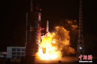 China launches Queqiao relay satellite to support Chang'e-4 lunar far side landing mission