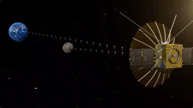Queqiao Chang'e-4 satellite performs Moon flyby, makes successful braking manoeuvre