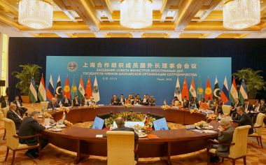 China says its trade with Shanghai Cooperation Organisation member countries growing