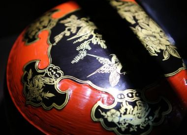 Fujian's lacquer baskets: a memento of home for overseas Chinese