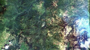 Newly launched Gaofen-6 Earth observation satellite returns first images