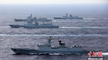 Beijing furious over US' South China Sea actions