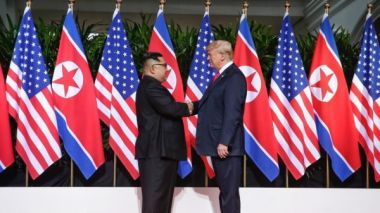 Chinese netizens hail Trump-Kim historic meeting