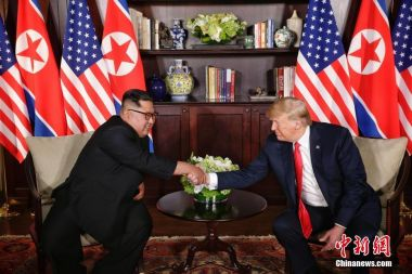 China welcomes Trump-Kim summit, says Chinese FM Wang Yi