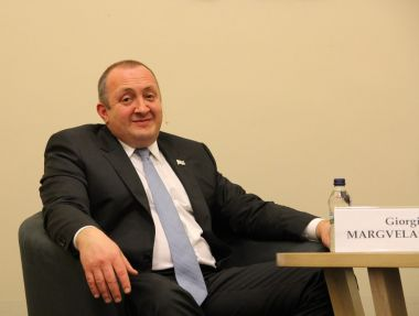 Belt and Road Initiative brings new opportunities, says president of Georgia