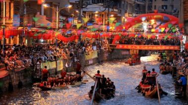 China sees tourism boom during Dragon Boat Festival