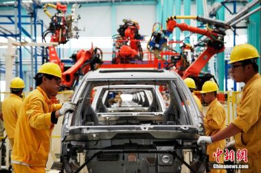 China sells 14 million vehicles in first half of 2018