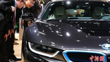 BMW to boost production in China as it eyes global market