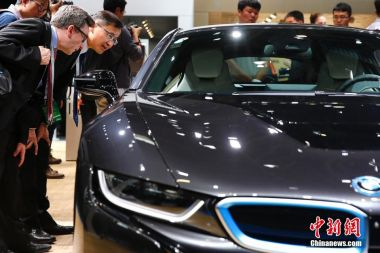 BMW to provide ride-hailing services in China