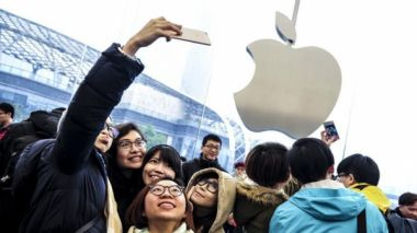 Apple sets up US$300m fund for renewable energy development in China