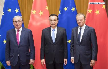 China, EU negotiations entering new stage, says Chinese premier