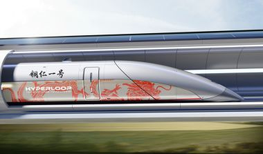 Hyperloop firm to build first high-speed test track in China