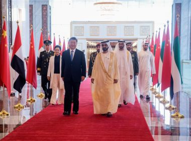 Chinese President Xi Jinping arrives in UAE for historic state visit