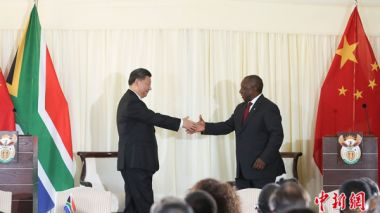 China, South Africa agree to expand tech cooperation